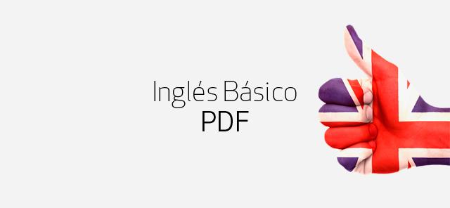 Inglés Básico PDF: Curso Gratis Para Descargar 【 2019