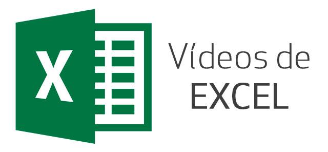 Vídeos de excel gratis