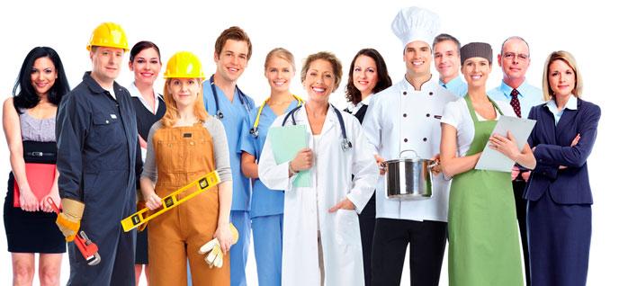 Cursos de formación programada para trabajadores en activo