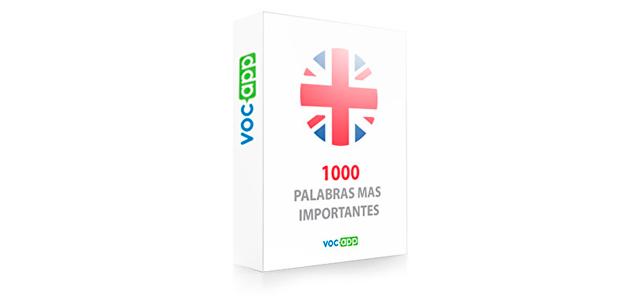 VocApp. Curso de inglés gratis para los 100 primeros