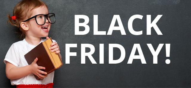 Black Friday de cursos y formación: Ofertas y Descuentos increíbles