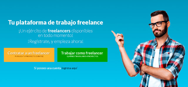 SoyFreelancer, una alternativa en español para contratar freelance más fácilmente