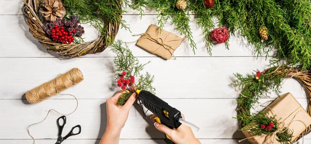 Curso de Decoración de Navidad Gratis