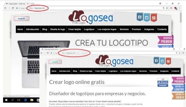 Cómo crear un logo gratis en Logosea